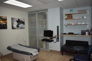 Moose & Squirrel Medical Clinic Procedure Room