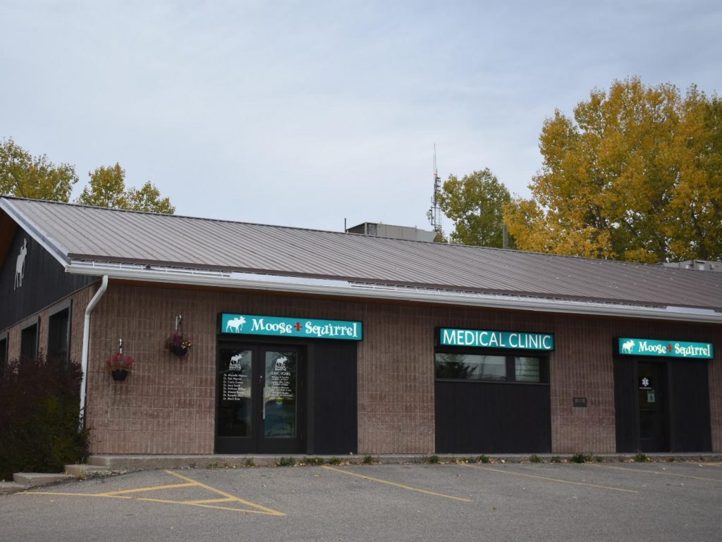 Moose and Squirrel Medical Clinic
